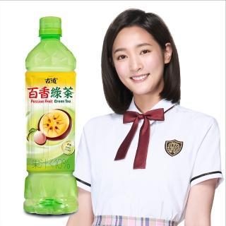 【古道】宋芸樺代言百香綠茶600ml*4瓶