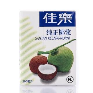 【佳樂】椰漿4入(200ml/入)