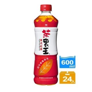 【茶裏王】英式紅茶600ml 24入/箱