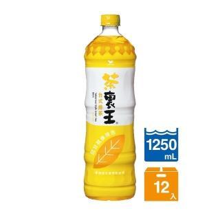 【茶裏王】台式綠茶1250ml 12入/箱
