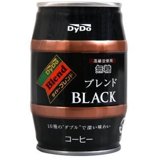 【DyDo】經典咖啡-Black(185ml)