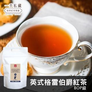 【一手茶館】英式格雷伯爵紅茶─三角立體茶包(30入/袋)