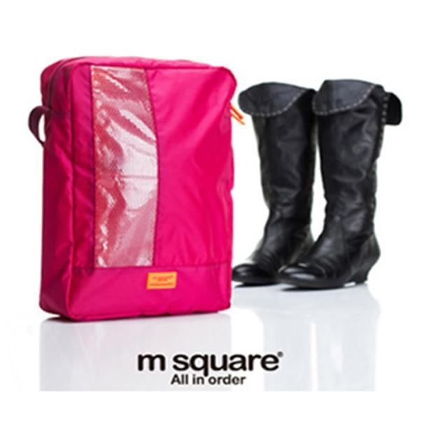 【M Square】商務旅行鞋袋 L號