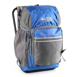 【犀牛RHINO】22公升椅子背包(灰藍)