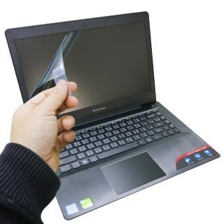 【EZstick】Lenovo IdeaPad 500S 14 ISK 系列專用 靜電式筆電液晶螢幕貼(可選鏡面或霧面)