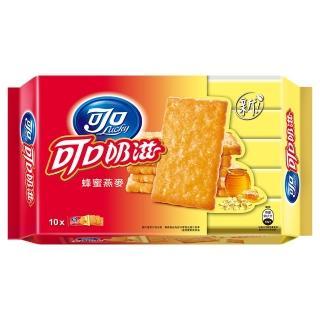 【可口奶滋】蜂蜜燕麥口味 隨手包(18.75gX10包)