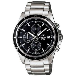 【CASIO】EDIFICE 大方低調賽車錶款系列指針腕錶(EFR-526D-1A)