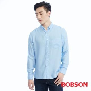 【BOBSON】男款膠原蛋白襯衫(35007-53)