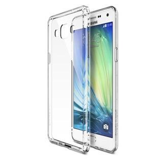 【Samsung】Galaxy A8 高質感雙料材質(透明TPU+PC手機殼/保護套)
