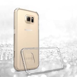 【Samsung】Galaxy S7 高質感雙料材質(透明TPU+PC手機殼/保護套)