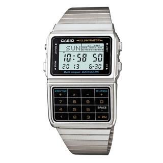 【CASIO】高級酒桶型小秘書計算機概念錶(DBC-611-1A)
