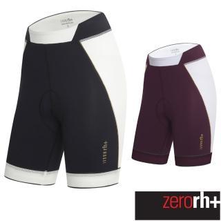 【ZeroRH+】ZeroRH+ 義大利SANCY專業自行車褲-女款(黑色、紫色 ECD0389)