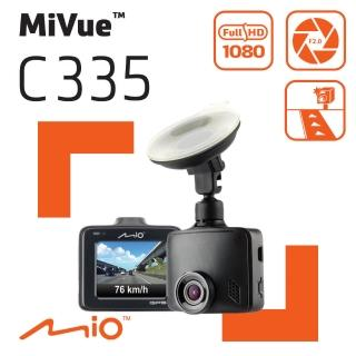 【Mio】MiVue C335 大光圈GPS行車記錄器(快速到貨)