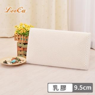 【LooCa】特大蜂巢式高支撐乳膠枕(1入)