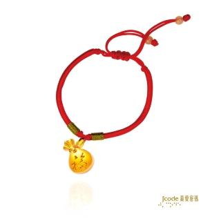 【J'code 真愛密碼】聚福袋中國繩手鍊-大(寶貝遊樂園)