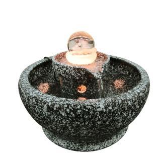 【瑰麗寶】《石來運轉》6cm雷射滾球流水組