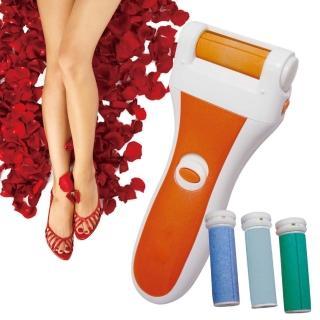 【Instyle】電動滾輪式去腳皮機組-共兩色(加贈冰涼冷風扇*1)