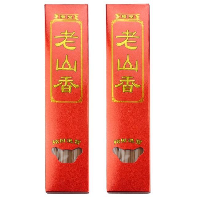 【大雅齋】祭祀用細支老山香半斤裝(2入)