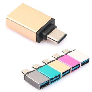 USB3.1 Type C to USB3.0 OTG 轉接傳輸器(適用 手機 平板電腦 外接USB 鍵盤 滑鼠 隨身碟)