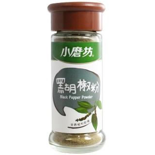 【小磨坊】黑胡椒粉(28g)