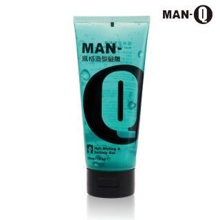 【MAN-Q】風格造型髮雕(200gx1入)