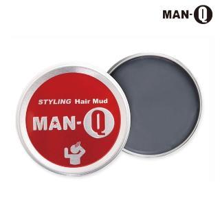 【MAN-Q】強力塑型髮泥(60gx1入)