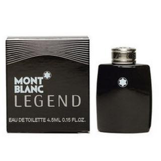【MONT BLANC】萬寶龍 傳奇經典男性淡小香水(4.5ml)