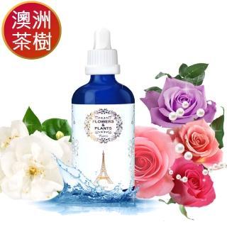 【愛戀花草】陽光澳洲茶樹 水氧薰香精油(30MLx4)