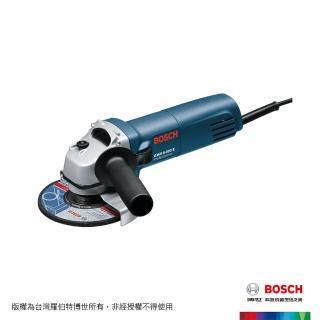 【BOSCH】4英吋砂輪機(GWS 6-100)