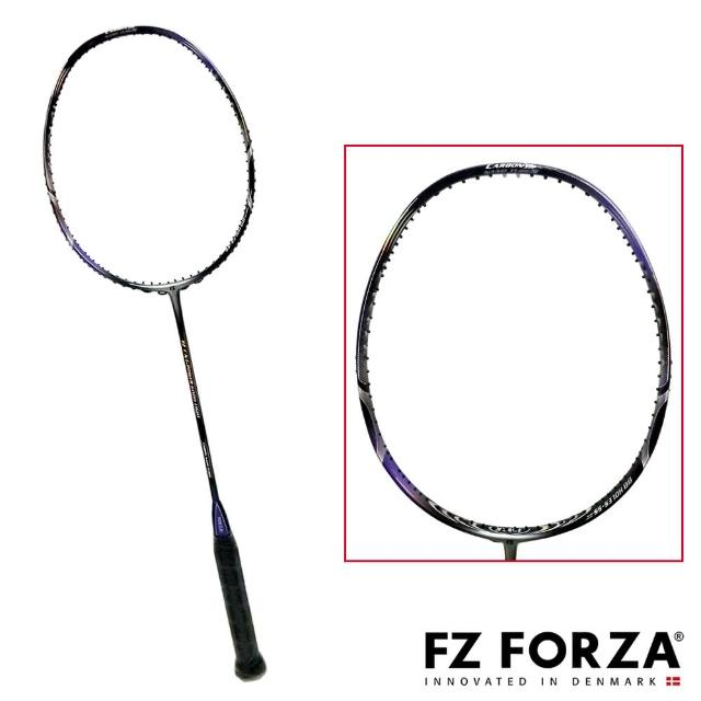 【FZ FORZA】KEVLAR CNT-POWER 6000 LIGHT 碳纖維羽球拍