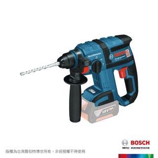 【BOSCH】18V 鋰電免碳刷免出力四溝鎚鑽-空機(GBH 18 V-EC solo)