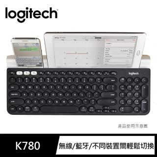 【Logitech 羅技】K780跨平台藍牙鍵盤  Logitech 羅技