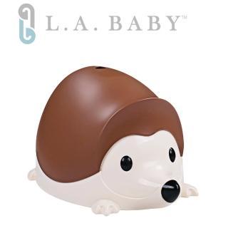 【L A BABY 美國加州貝比】幼兒學習便器(刺蝟.飛機造型)