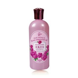 【綺緣】玫瑰檜木香氛洗髮精6件組