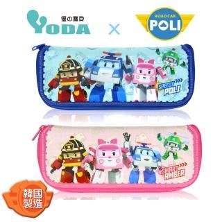 【YoDa】救援小英雄POLI波力餐具收納袋(共兩色可選)