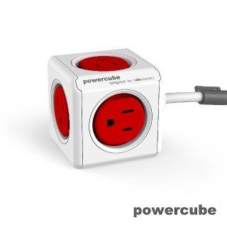 【PowerCube】魔術方塊 擴充插座-延長線1.5m