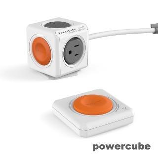 【PowerCube】魔術方塊 遙控擴充插座-延長線1.5m