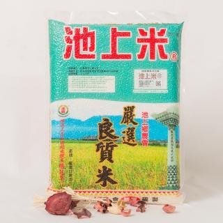 【池上鄉農會】特選良質米(3.5kg/包)