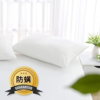 【MONTAGUT】防蹣防水透氣枕頭套(2入)