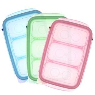 【JMGreen】新鮮凍RRE PLUS食品冷凍紀錄儲存盒3格(100g)