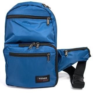 【YESON】騎單車必備單肩背包-五色可選(MG-7206)