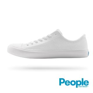 【People Footwear】The Phillips-全白(休閒鞋)