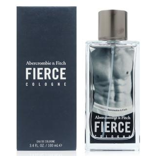 【Abercrombie & Fitch FIERCE】FIERCE 肌肉男噴式淡香水 100ml(網路熱賣中)