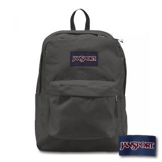 【JANSPORT】SUPERBREAK系列後背包(灰 JS-43501)