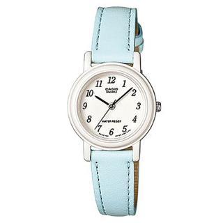 【CASIO】薄型輕巧指針錶(LQ-139L-2B)