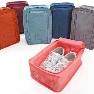 【JIDA】新一代防潑水手提式鞋袋(3色)