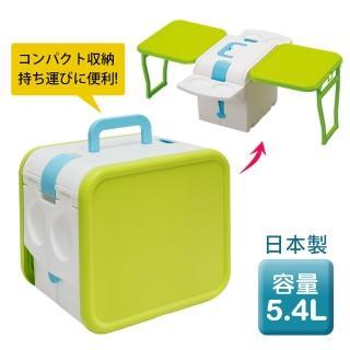 【IMOTANI】日本迷你變形保冷冰桶 5.4L PFW-31(冰桶)