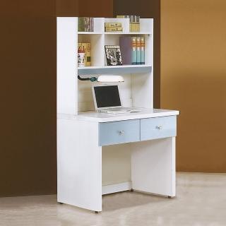 【時尚屋】愛凱2.7尺書桌5U6-225-02二色可選(書桌 書房)
