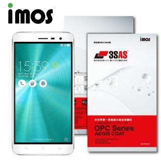 【iMOS 3SAS】ASUS ZenFone 3 5.5吋 螢幕保護貼