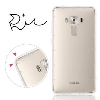 【RedMoon】ASUS ZenFone3 Deluxe/ZS570KL 防摔氣墊透明TPU手機軟殼